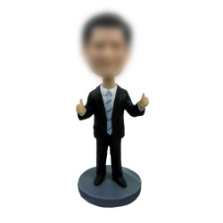 Customized Office Bobbleheads for Men