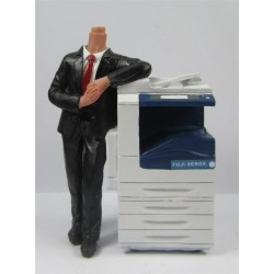 Personalized Office Bobbleheads for Men