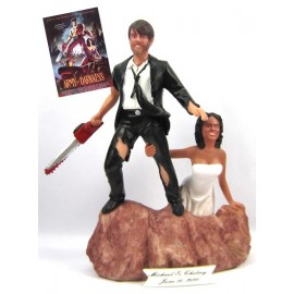 Army Of Darkness Wedding Cake Toppers