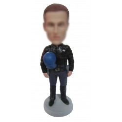 Cool Custom Pilot Bobbleheads