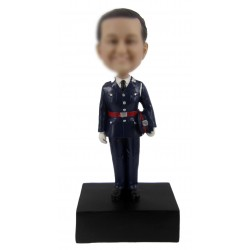 Personlized Soldier Hunting Bobbleheads
