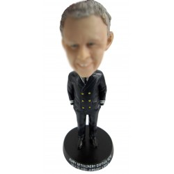 Costomized Military Bobbleheads