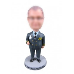 Customized Soldier Bobbleheads