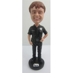 Personalized Custom navy Military Bobbleheads