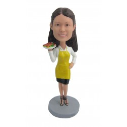 Unique Custom Cook Bobbleheads for Men