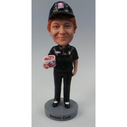 Unique Custom Cook Bobbleheads for Women