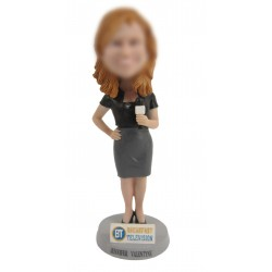 Personalized Custom Host Bobbleheads