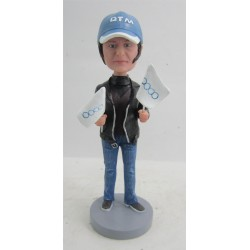 Personalized Custom Bobbleheads for Women