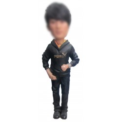 Personalized Custom Leisure Bobbleheads for Men