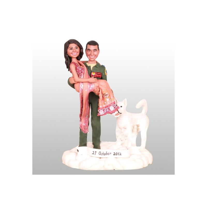 Design Your Own Wedding Cake Toppers