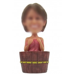 Personalized Custom Funny Bobbleheads for Woman