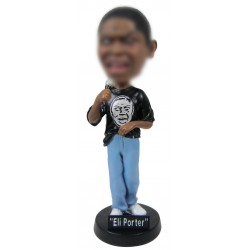 Personalized Custom Groomsman Bobbleheads