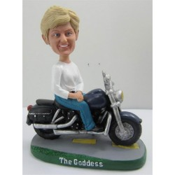 Personalized Custom Car Bobbleheads For Woman
