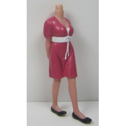 Personalized Custom Dress Bobbleheads for Woman