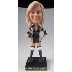 Personalized Custom TV/Movie Bobbleheads for Woman