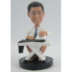 Personalized Custom Funny Bobbleheads for Man