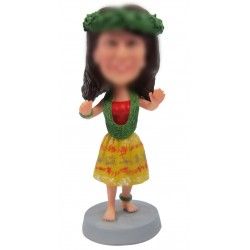 Personalized Custom Dance Bobbleheads for Woman
