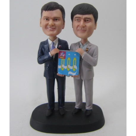 Gay Wedding Cake Toppers