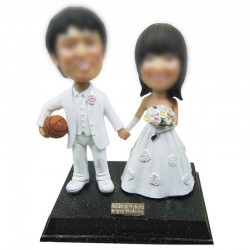 Custom Basketball Cake Topper