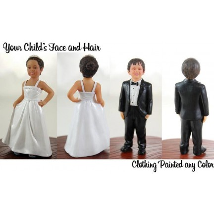 Cake Topper Add-on Child