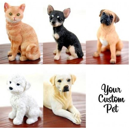Cake Topper Add-on Pets